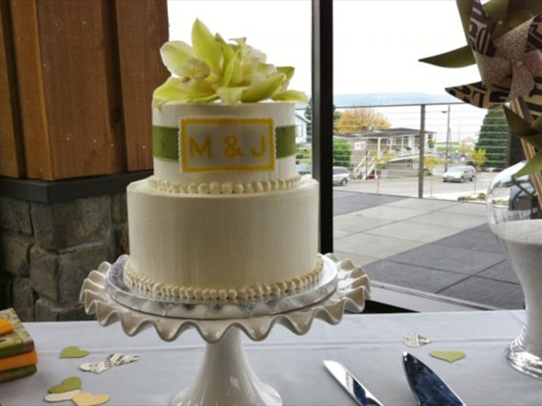 Wedding Cakes in Seattle