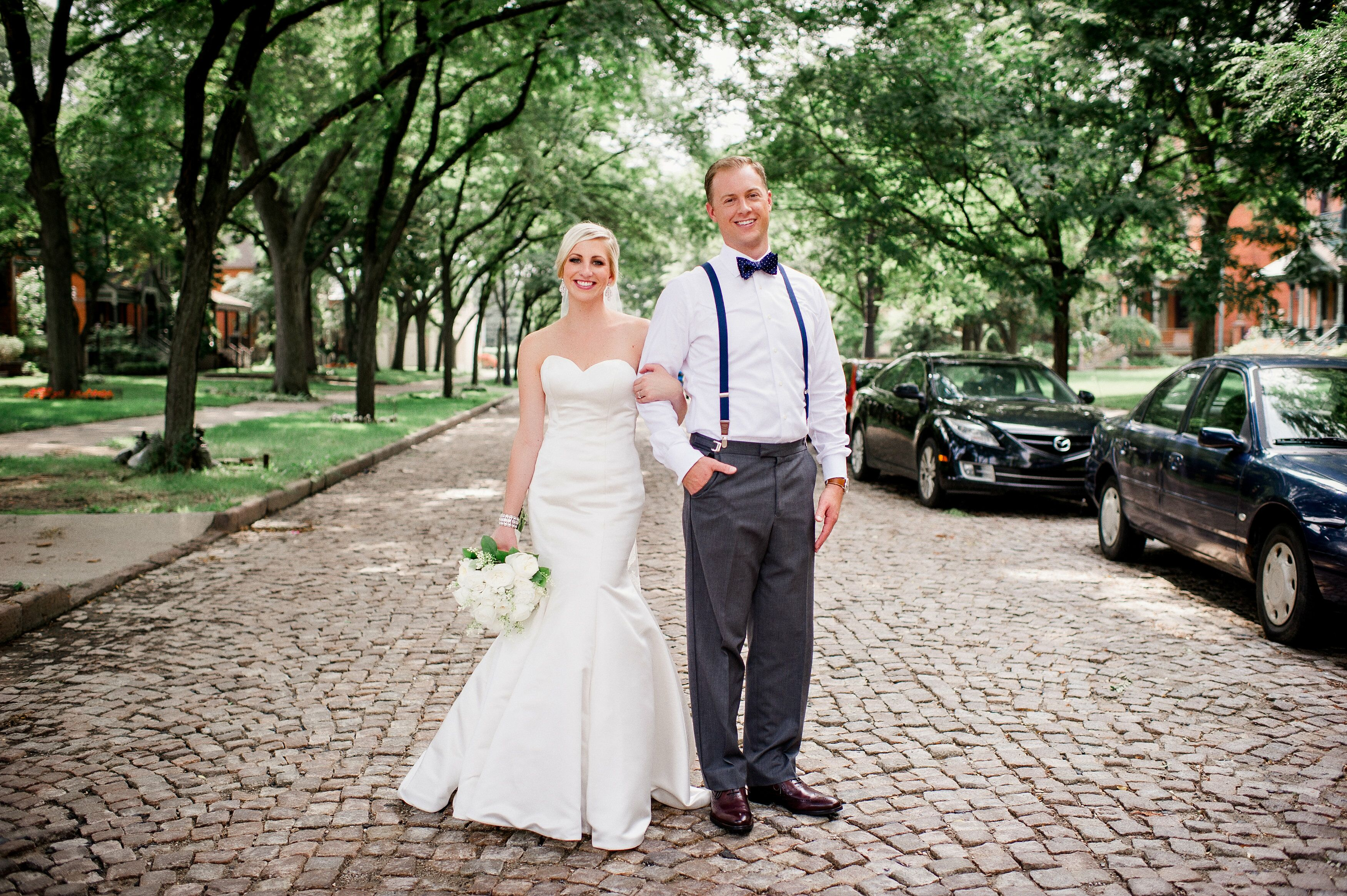 A Summer Navy Wedding At Belle Isle Casino In Detroit Michigan
