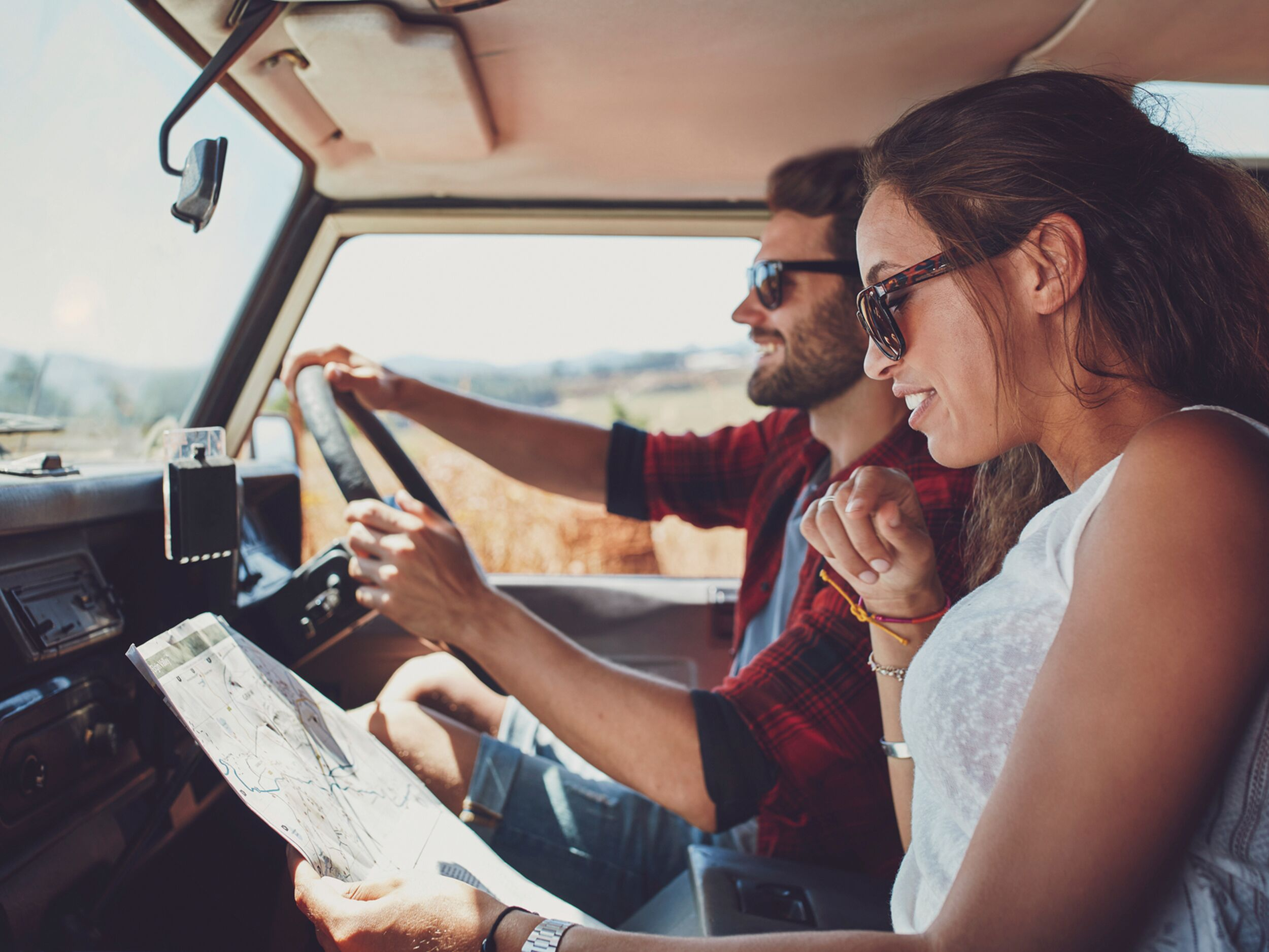 4 Road Trip Honeymoons (Plus Travel Tips!) for Adventure Seekers