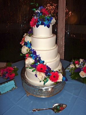 wedding cake bakeries lynchburg va wedding cakes desserts in virginia va the knot 21874