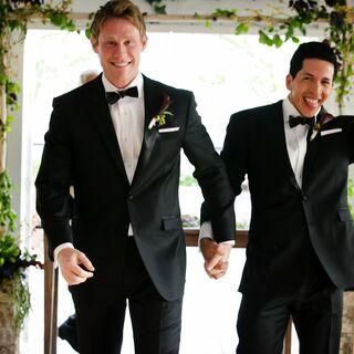 Gay Lesbian Wedding 89