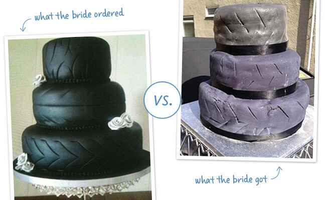 How To Avoid A Wedding Cake Disaster