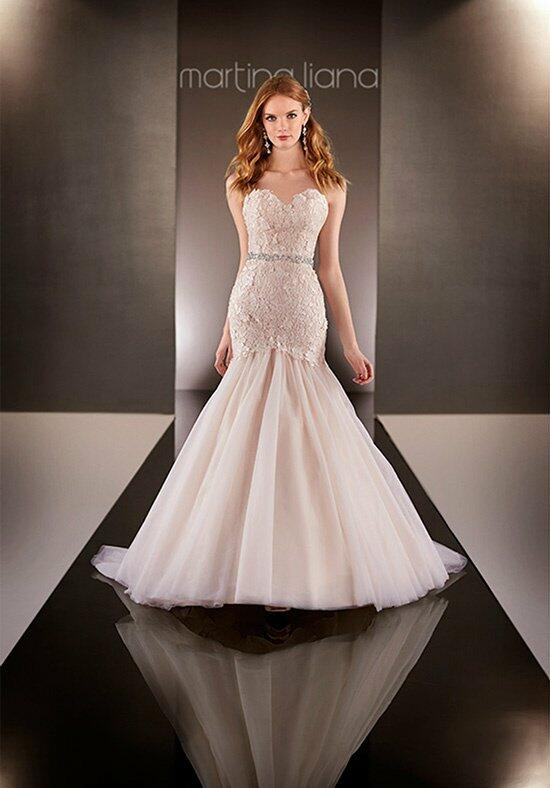 Martina Liana 565 Wedding Dress photo