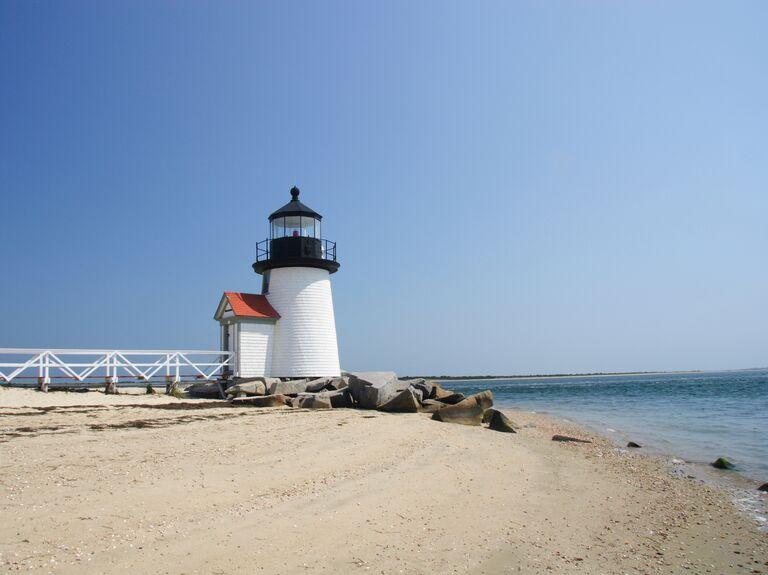 US Wedding Destination Nantucket Massachusetts