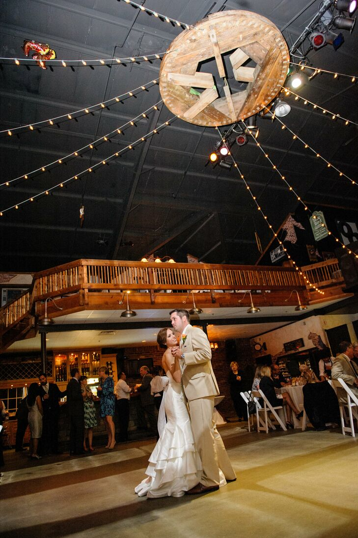 First Dance at CD & ME Barn