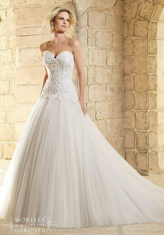 Mori Lee by Madeline Gardner 2771 Wedding Dress photo