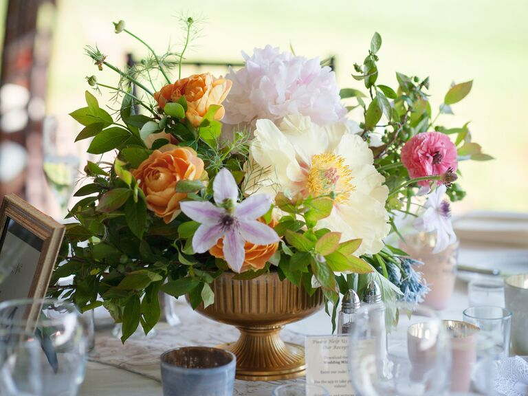 Do My Flowers Need To Be In Wedding Colors