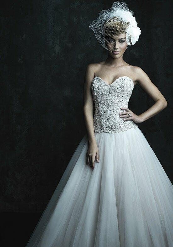 Allure Couture C244 Wedding Dress photo