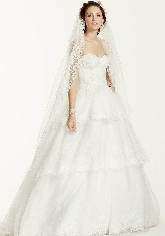 David's Bridal Jewel Style MK3725 Wedding Dress photo