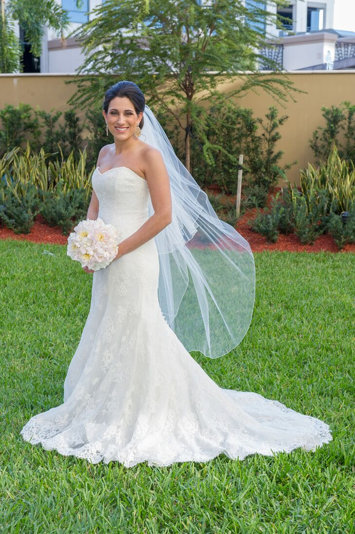 A traditional jewish wedding at the addison in boca raton for Boca raton wedding dresses