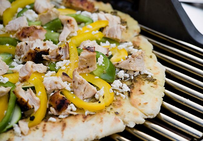 How Grilled Pizza Will Change Your Life (Or At Least Dinner)