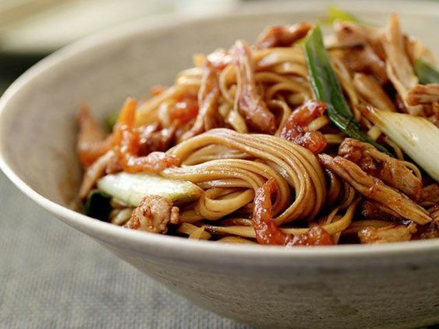 Recipe Of The Day Cantonese Pork Lo Mein Weekly Menu
