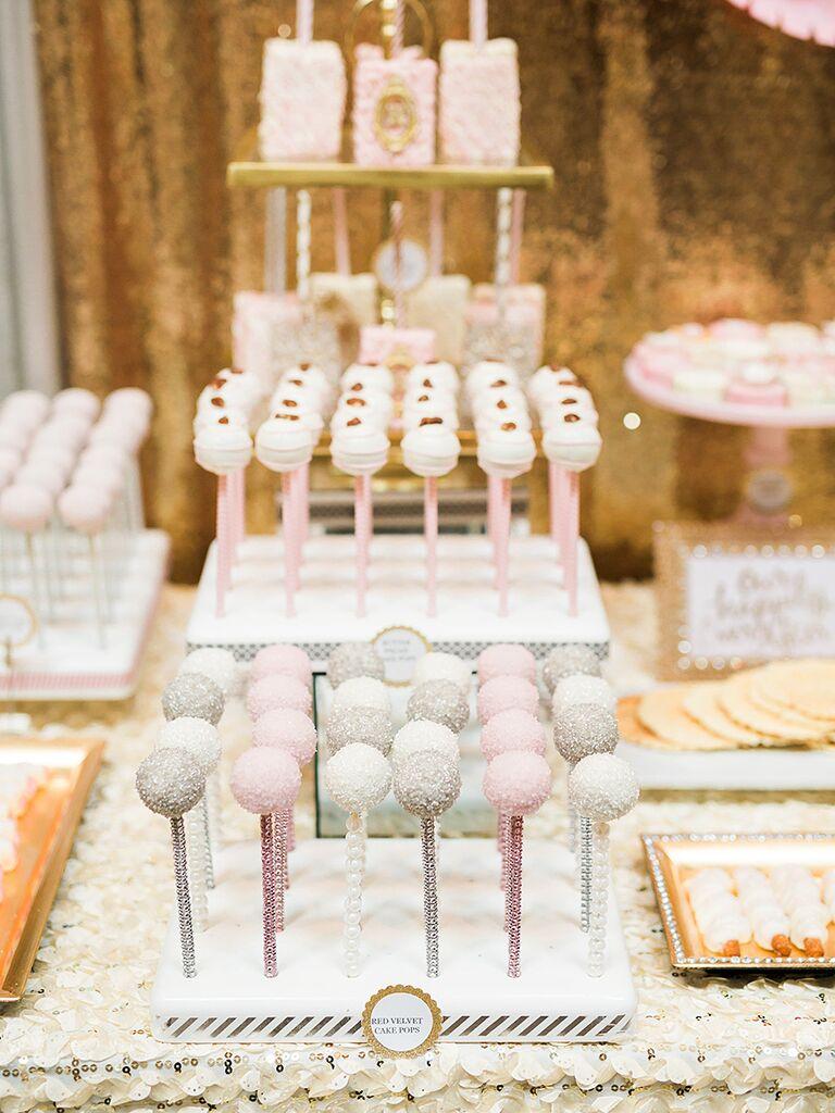 20 Creative Wedding Dessert Buffet Ideas