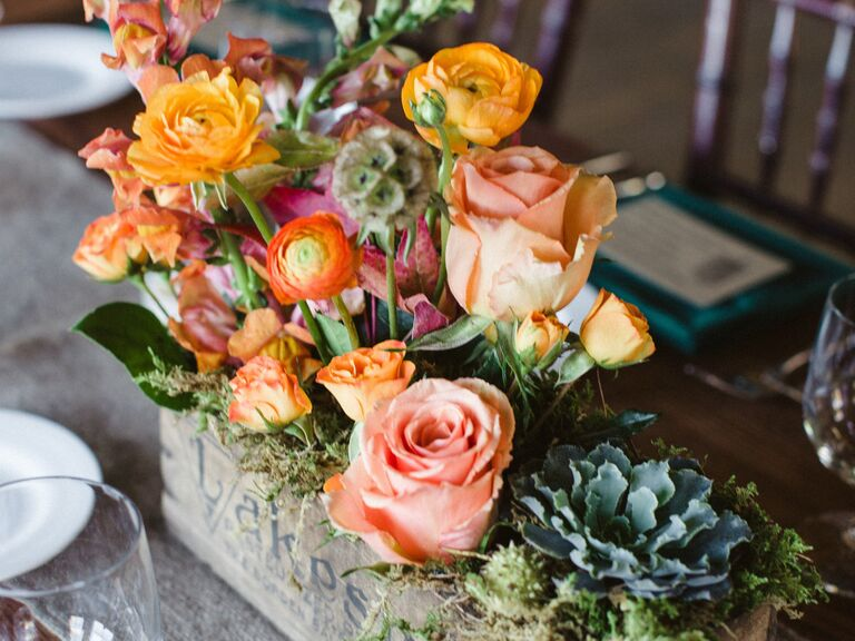 15 Centerpieces Youu0027ll Want To Recreate For Your Wedding Day