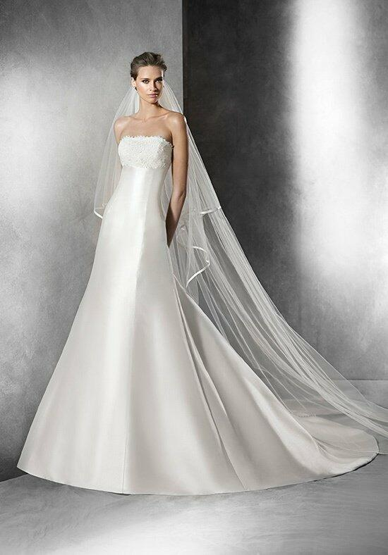 PRONOVIAS PRISCIA Wedding Dress photo