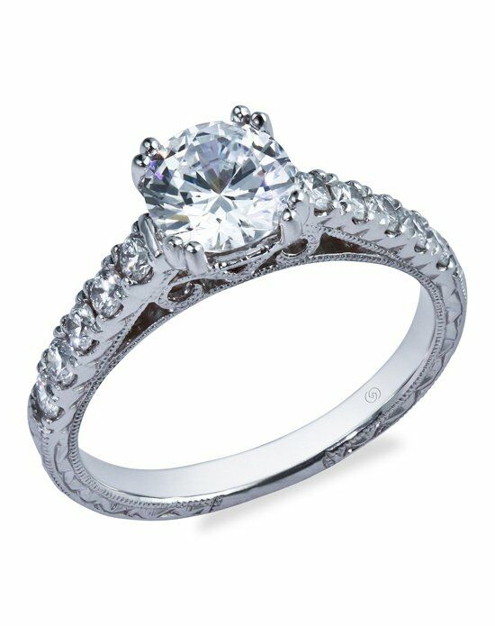 Gottlieb & Sons, Inc. 28431 Engagement Ring photo