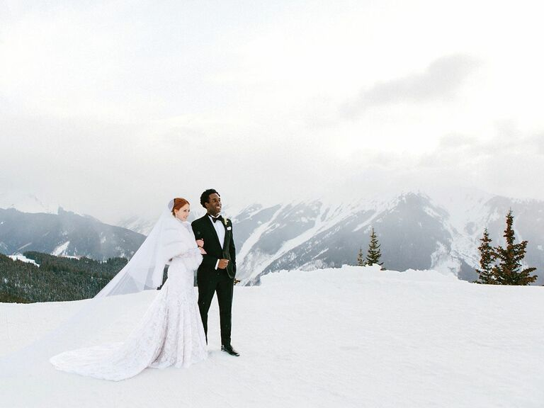 Winter Wedding Dos And Donts