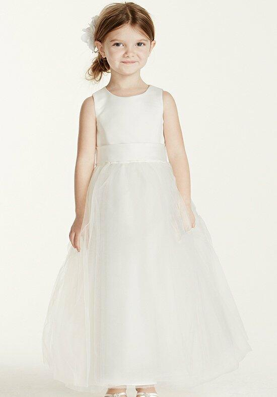 David's Bridal Juniors S1038 Flower Girl Dress photo