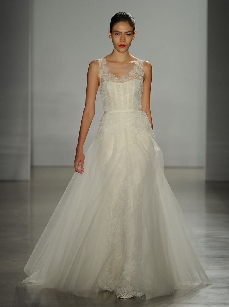 Amsale Fall Collection Wedding Dress Photos