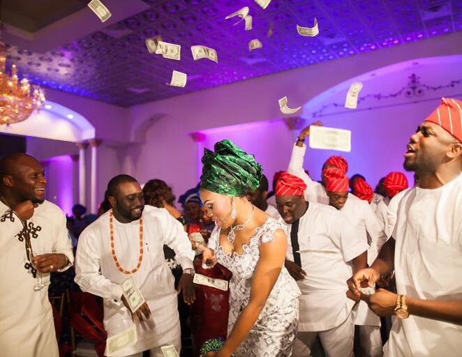 » PEOPLE: West African WeddingTraditions