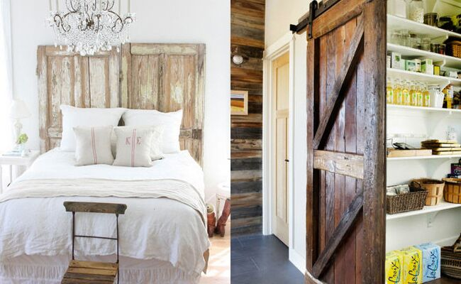 Barn Door Design Ideas: Rustic Inspiration: 11 Sliding Barn Door Designs