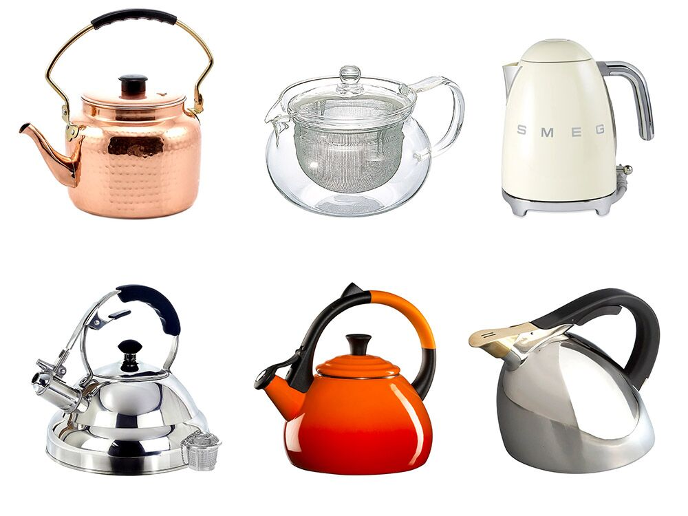 Compare Electric Kettles ~ The best tea kettle