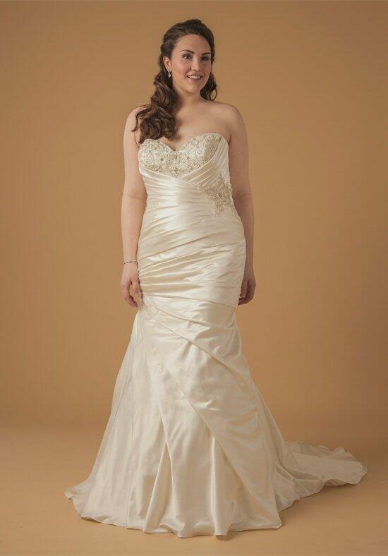 Dina Davos for Kleinfeld 7859W Wedding Dress photo