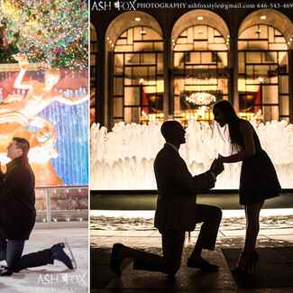 Proposal Tips and Trends from Photographer Ash Fox | Blog.TheKnot.com