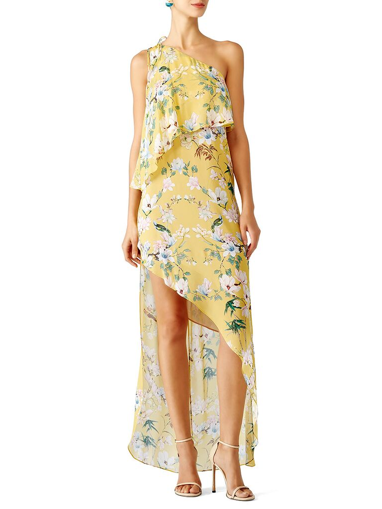 Slate Willow Spring Wedding Guest Dresses