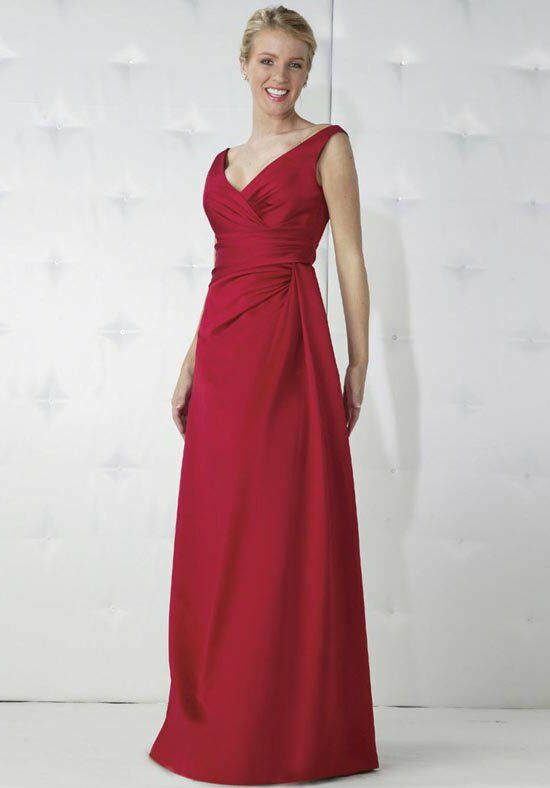 DaVinci Bridesmaids 9093 Bridesmaid Dress photo