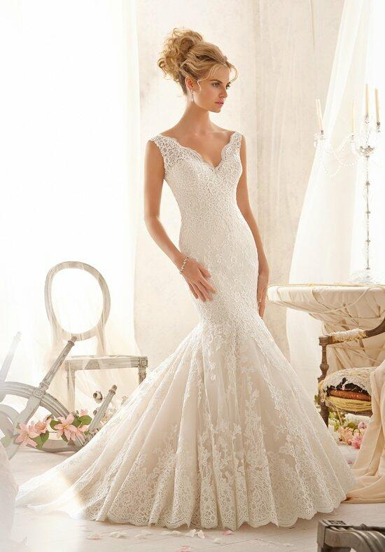 Mori Lee by Madeline Gardner 2605 Wedding Dress photo