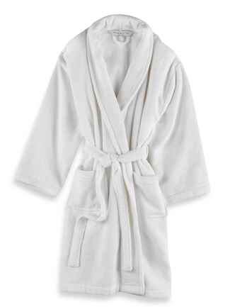 Unisex Terry Bathrobe wedding registry gift