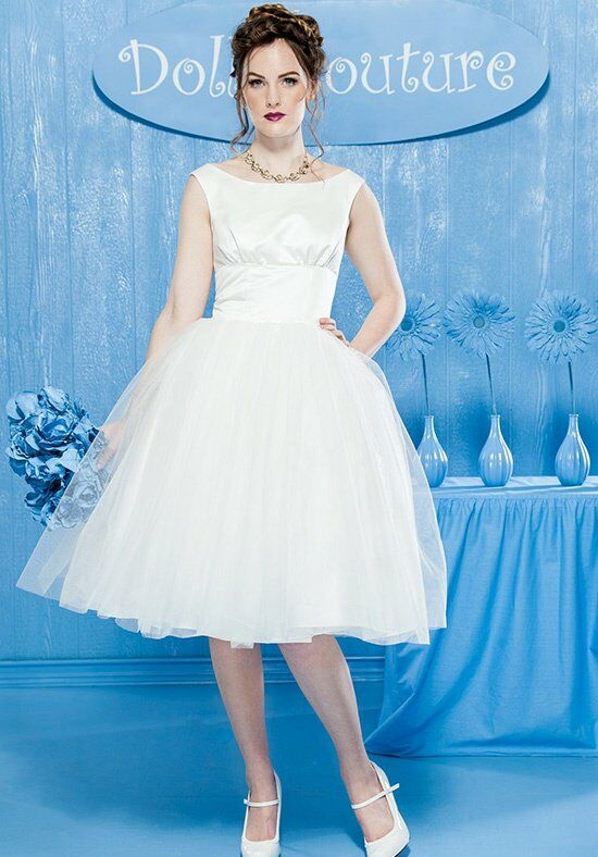 Dolly Couture The Moon River Wedding Dress photo