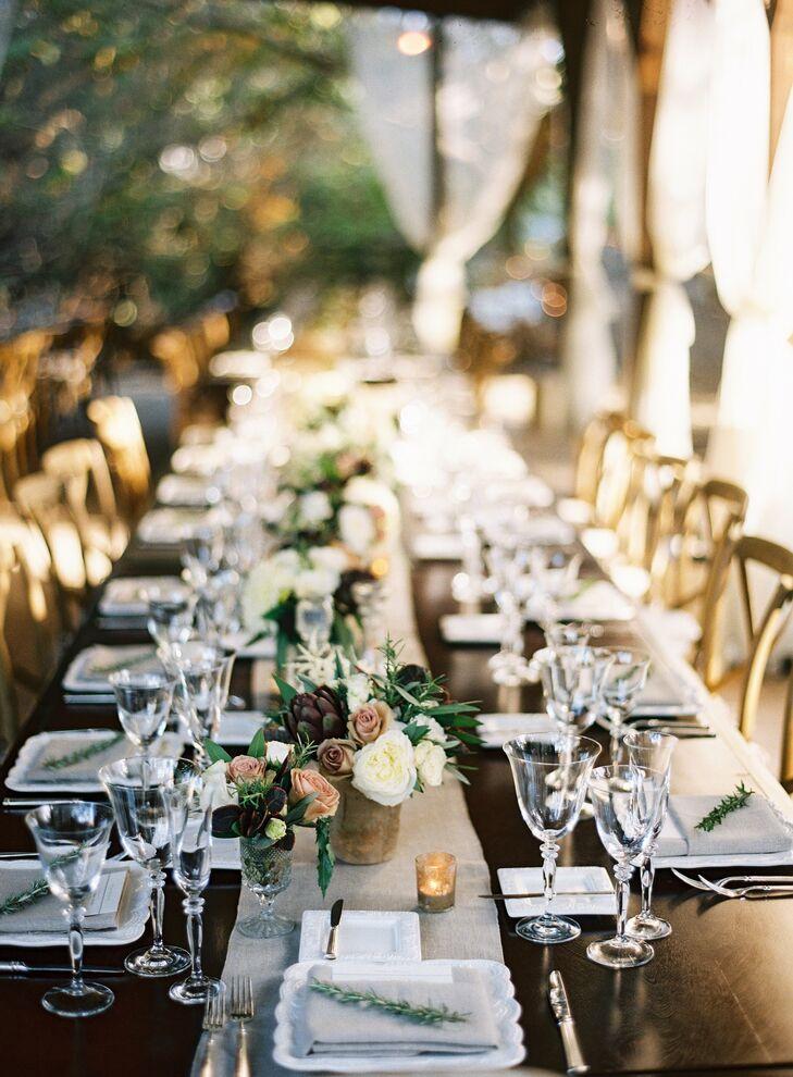An Elegant Barn Wedding At Dos Pueblos Ranch In Goleta