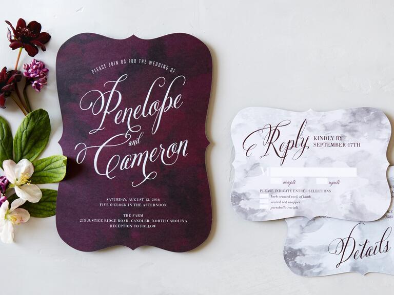 20 Prettiest Wedding Invitations – The Best Wedding Invitation Cards