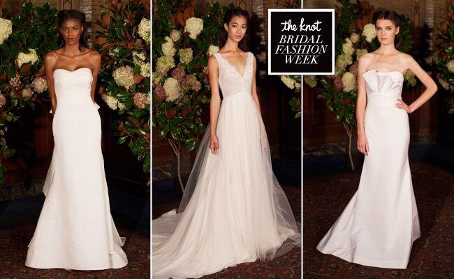 Austin Scarlett Fall 2015 Wedding Dresses Are Elegant