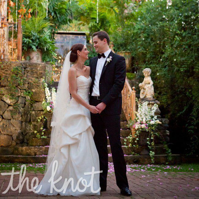 A Garden Wedding In Haiku, HI