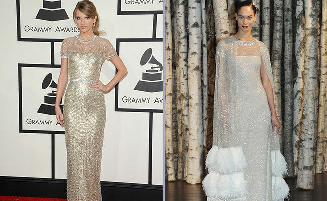 Steal These Celebs' Red Carpet Style With 5 Look-Alike Wedding Dresses