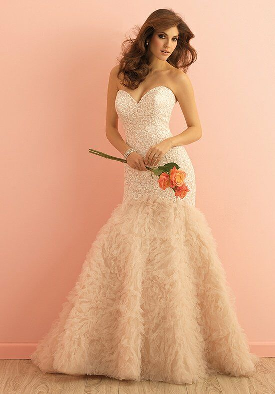 Allure Romance 2859 Wedding Dress photo