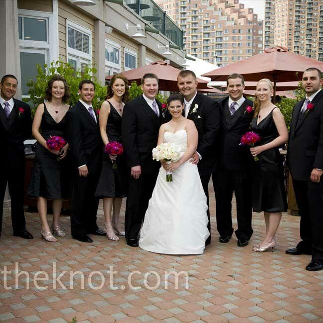 An Indoor Wedding In Jersey City, NJ