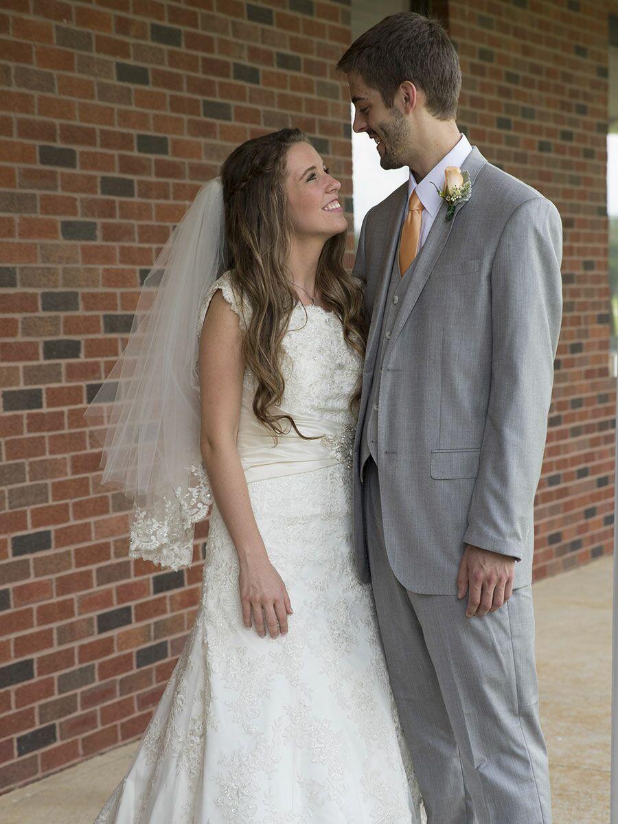 Jill Duggar\'s Wedding Dress: Get the Look!