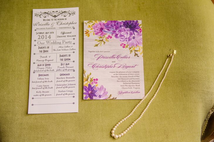 A Fun, Intimate Wedding at Dellwood Plantation in Chesterfield, Virginia