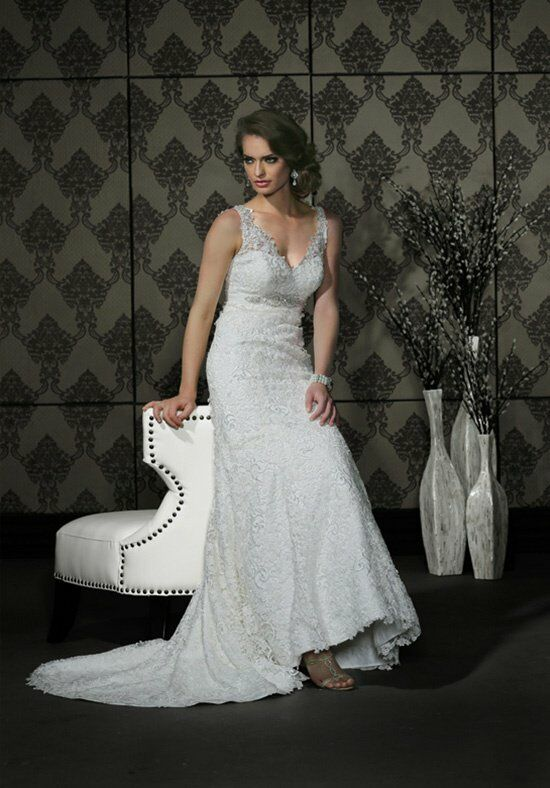 Impression Bridal 10318 Wedding Dress photo