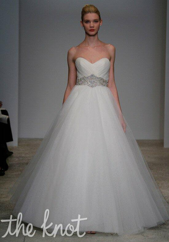 Kenneth Pool Amour Wedding Dress photo