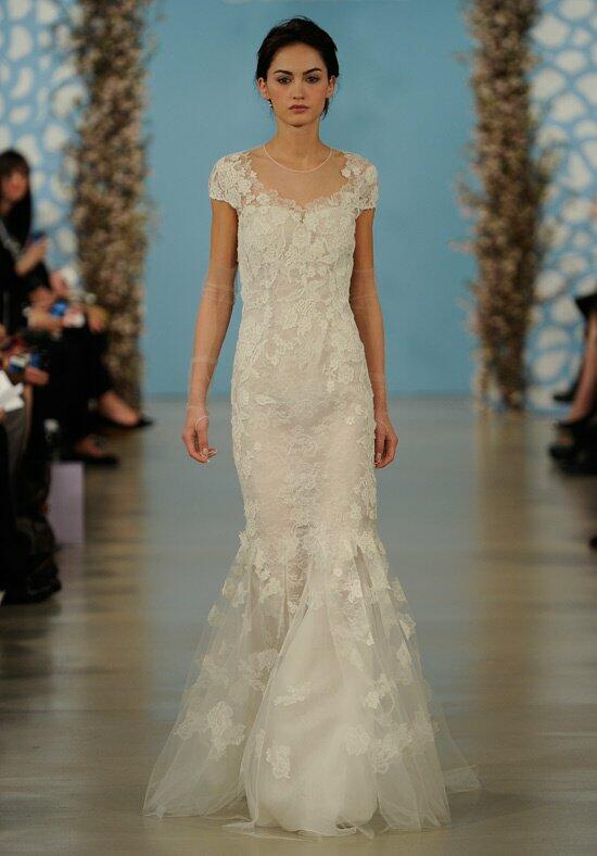 Oscar de la Renta Bridal 2014 Look 17 Wedding Dress photo