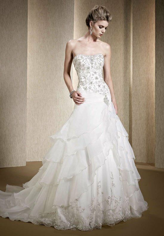 Kenneth Winston: Premiere LV89 Wedding Dress photo