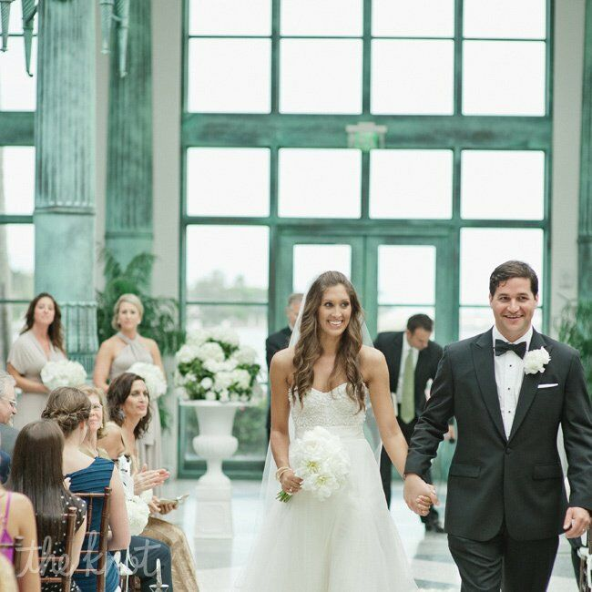 A Classic Sophisticated Wedding In Palm Beach Fl