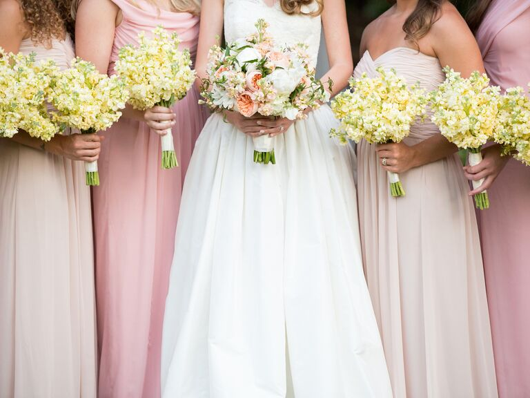 Bridesmaids: How Many Maids Are Too Many?