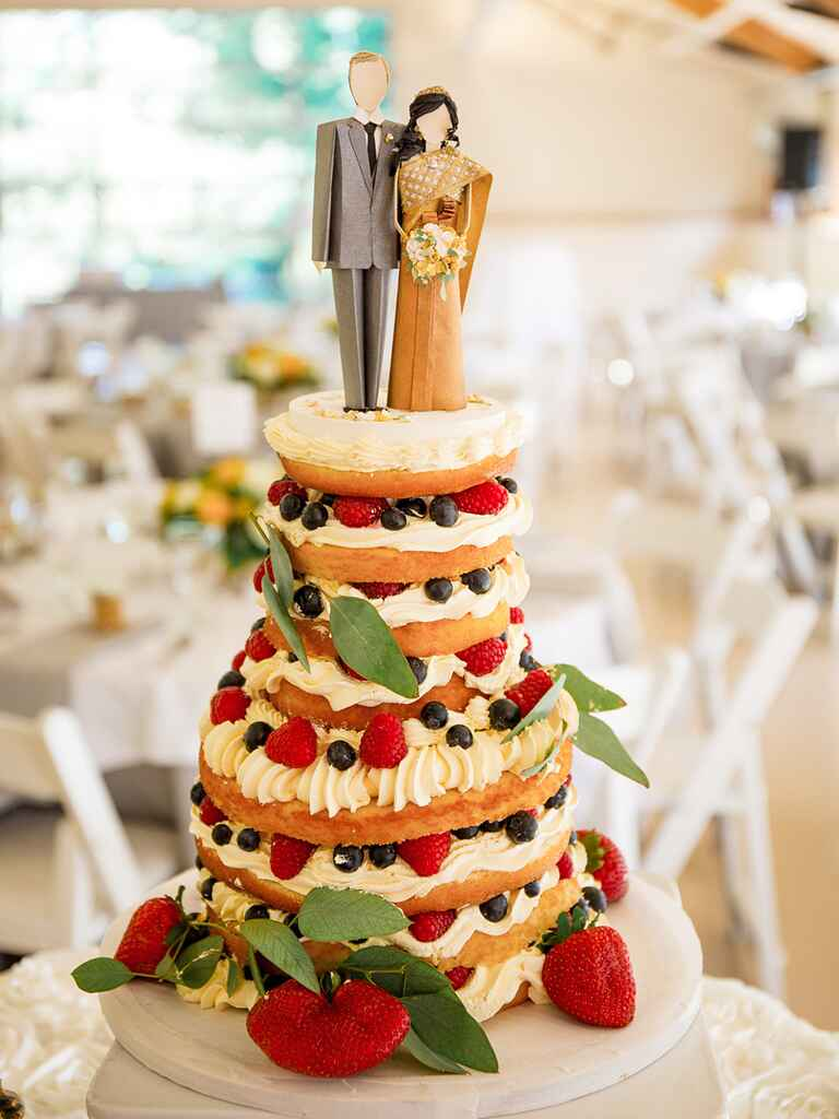 unique wedding cakes designs 17 ideas for a unique wedding cake topper 21459