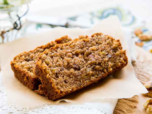 This banana bread recipe is simple and perfect for your Mother's Day brunch.